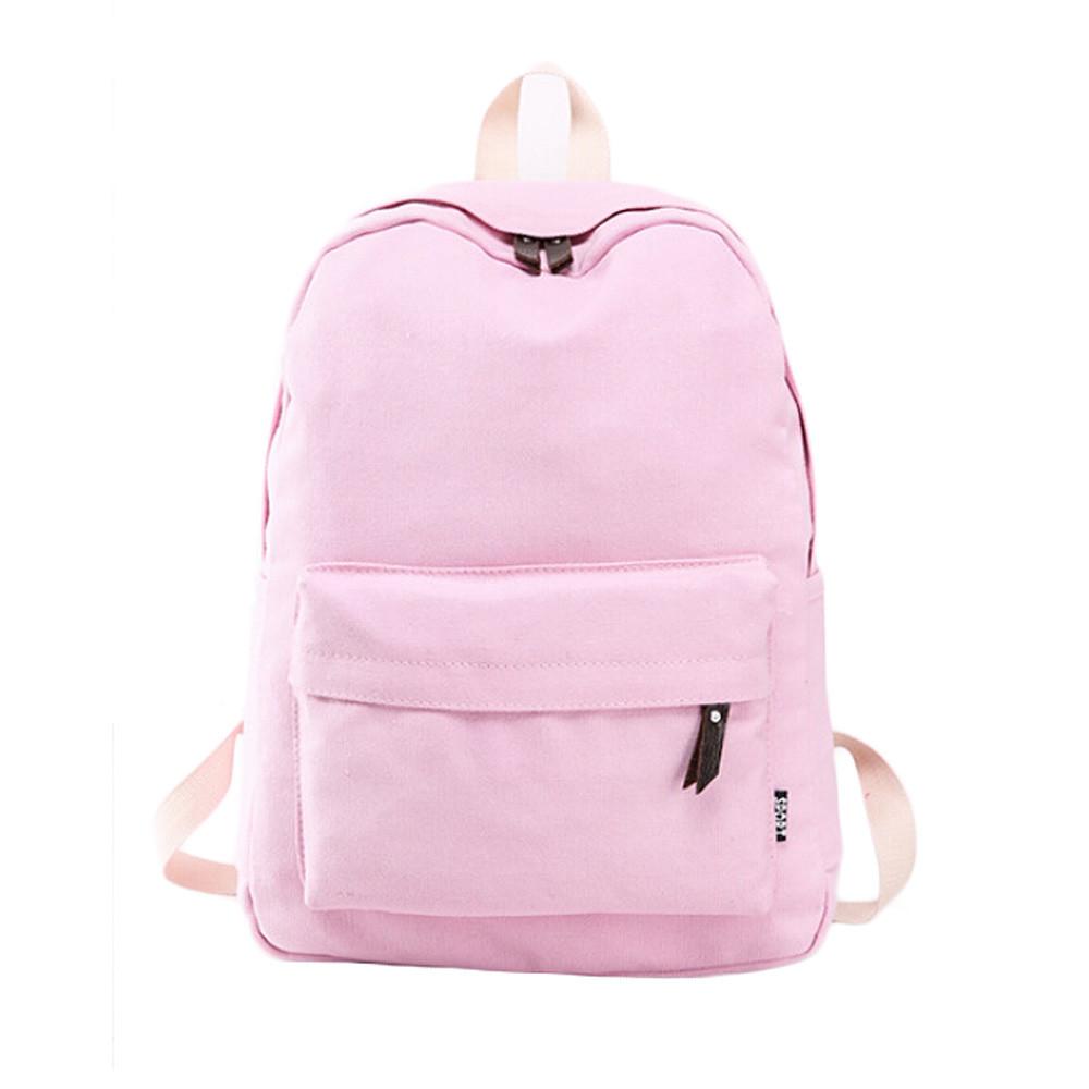0bcbb8a77f944 Plecak damski szkolny duży pojemny a4 różowy szary MODITO